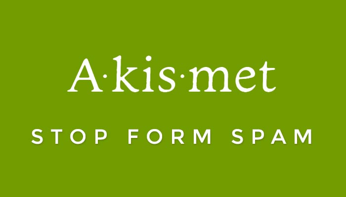 akismet anti span wordpress plugin