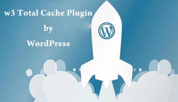 w3 total cache wp plugin